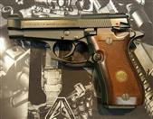 BERETTA Pistol 84 CHEETAH